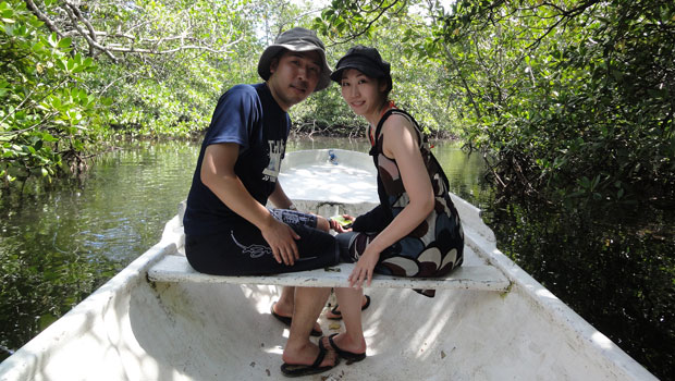 Fun Eco Tour in Lembongan Isla...